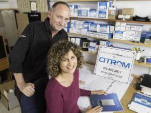 Eli and Brenda Citrom