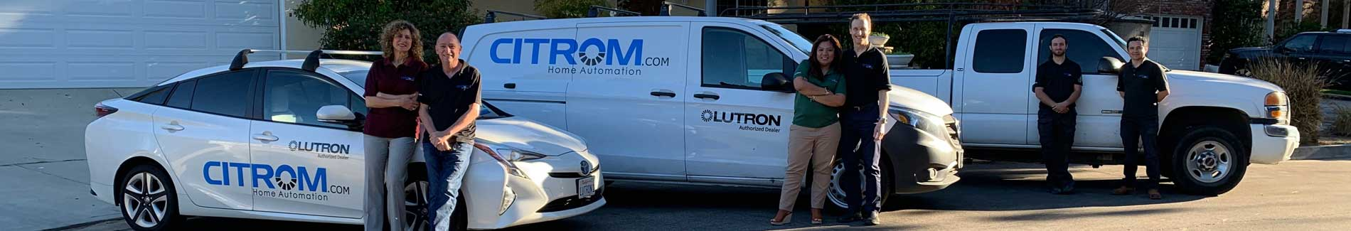 Citrom Home Automation Contact
