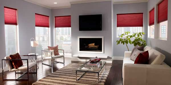 Lutron Sivoia Motorized Window Coverings