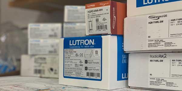 Lutron Parts