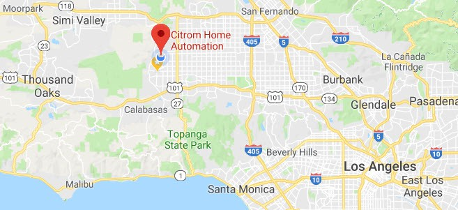 Citrom Home Automation Office Location